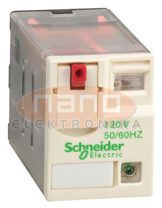 RELE RXM4AB2JD 12VDC 6A SCHNEIDER ELECTRIC | Nano Elektronika, d o o