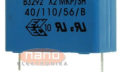 0,47uF 630V 22,5mm FOLIJSKI EPCOS - B32653A6474K #1