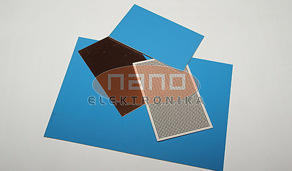 VITRO PLOŠČA 100x160 ENOSTRANSKA FR-4 / 1,6mm 149054 KELAN #1