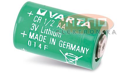 BATERIJA LITIJ 3V 950mAh 1/2AA VARTA #1