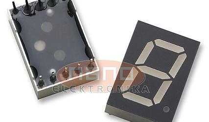 DISPLEJ HDSP-C5L1 13,1mm ORANŽEN #1