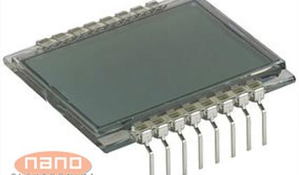 DISPLEJ LCD 2,5-DIGIT LCD-S2X1C50TR #1