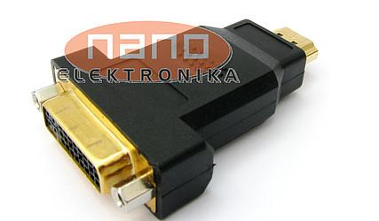 ADAPTER HDMI M / DVI Ž 1901117 - MULTICOMP #1