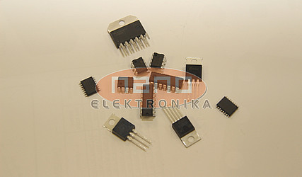 IC ACS714LLCTR-30A-T SMD SOIC8 #1