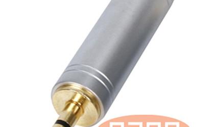 ADAPTER JACK MOŠKI STEREO 6,3mm / JACK ŽENSKI STEREO PROFI 3,5mm HQS-SAC007 #1