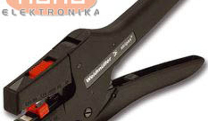 KLEŠČE ZA ABIZOLACIJO AVTOMATSKE STRIPAX 0.8-6mm WEIDMULLER #1