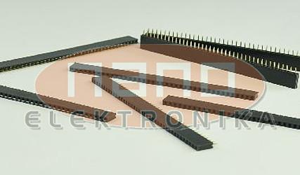 KONEKTOR SAMTEC 20POLNI SLW-120-01-G-S 2,54mm #1