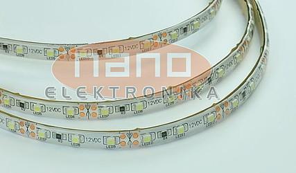 LED DIODA SMD BELA-HLADNA V TRAKU 5050 14,4W 12VDC 6000K IP67 #2