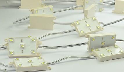 LED MODUL 5xBELA HLADNA SMD 12VDC 1044UW2-05-05-12VW #2