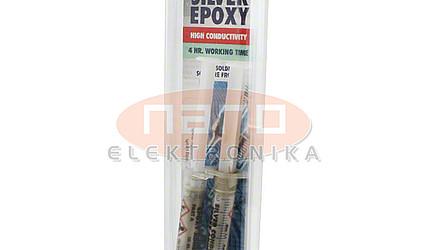 LEPILO PREVODNO S SREBROM EPOXY 15G 8331S #1