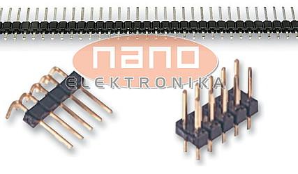 LETVICA 10P M TIV RAVNA 2mm TMM-105-01-G-D #1
