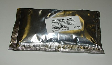 NATRIJEV PERSULFAT 100g NS-100 #1