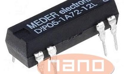 REED KONTAKT 10mm 0,5A 200VDC KSK-1A87-1520 MEDER #1