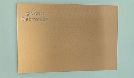 VITRO PLOŠČA 250X1000mm ENOSTRANSKA CEM 1,6mm #2